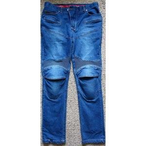 Мотоэкипировка Komine PK-718 SuperFIT Kevlar D-Jeans - Мотоджинсы фото