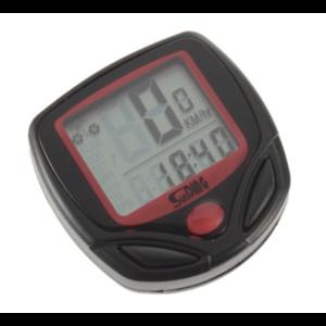 Спидометр Aliexpress Clock Stopwatch Digital LCD Bicycle Computer Odometer Bike Meter Speedometer Free ShippingBrand фото