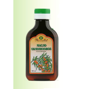 Облепиховое масло Мирролла (Mirrolla) фото