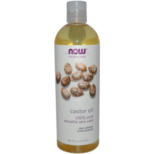 Касторовое масло Now Foods Solutions, Castor Oil фото