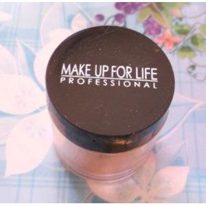 Тени для век Aliexpress Make Up For Life eye shadow powder palette 2.5g фото