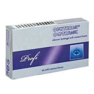 Контактные линзы Ophthalmix (офтальмикс) Profi фото