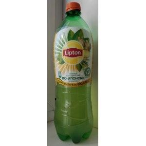 Напиток Lipton Ice Tea по-японски «Имбирь и лемонграсс» фото