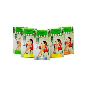 Чайный напиток Природный лекарь Имбирный чай с корицей  фото