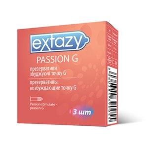 Презервативы Extazy Passion G фото