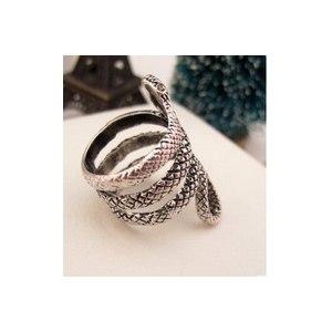 Кольцо Aliexpress Beautiful Retro Punk Snake Ring,Very Cool Snake Ring R567/R568 фото