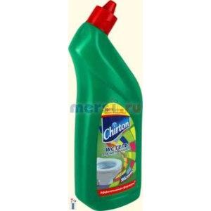 Гель для чистки унитазов Chirton Яблоко фото