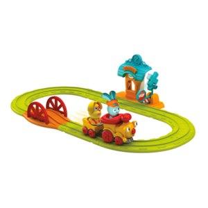 Ouaps Железная дорога Бани и его друзья Интерактивная игрушка (61093) фото