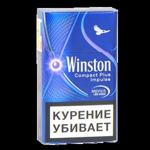 Винстон с двумя кнопками вкусы