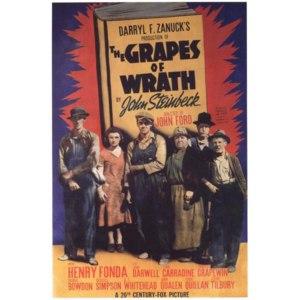 Гроздья гнева / The Grapes of Wrath (1940, фильм) фото
