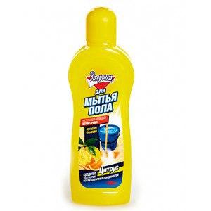 Средство для мытья полов Золушка фото