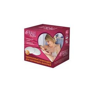 Прокладки для груди  Frau comfort одноразовые прокладки для кормящих матерей фото