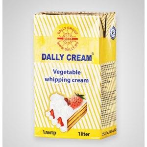 Сливки Dally Cream Крем на растительных маслах 26% фото