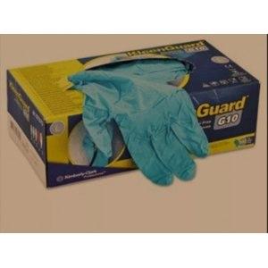 Перчатки KleenGuard Синие нитриловые без присыпки фото
