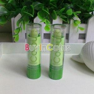 Проявляющийся бальзам для губ Buyincoins 2pcs New Popular Waterprrof Magic Fruity Smell Changable Color Lipstick Lip Cream фото