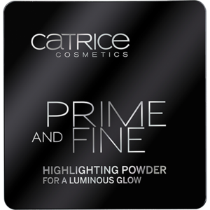 Пудра Catrice Prime And Fine Highlighting Powder фото