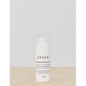 Увлажняющий крем для лица Seveki с комплексом из восьми аминокислот, скваланом, ниацинамидом, маслами ши и жожоба и гиалуроновой кислотой фото