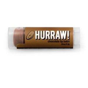 Бальзам для губ Hurraw! Balm Lip Balm, Chocolate фото