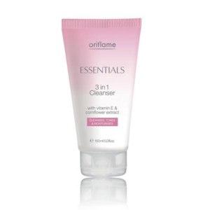 Средство для снятия макияжа Oriflame Essentials 3 in 1 Cleanser фото