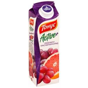Нектар Тонус Active + Грейпфрут и красный виноград фото