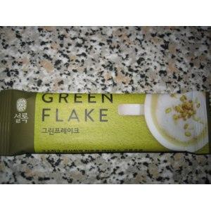 Напиток Osulloc Корея Green Flake фото
