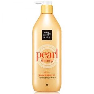 Кондиционер для волос Mise en Scene Pearl Shining (Nutri and Gloss) Rinse фото