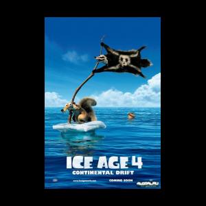 Ледниковый период 4. Континентальный дрейф фото