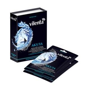 Маска для лица Vilenta Акула Плацентарная с акульим жиром и экстрактом оливковых листьев фото