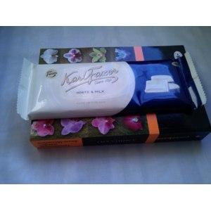 Шоколад Fazer White&Milk фото