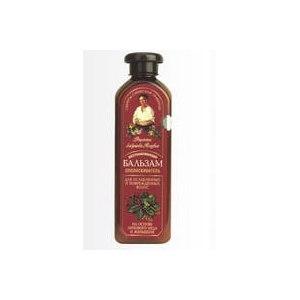 Бальзам для волос Рецепты бабушки Агафьи Восстанавливающий для ослабленных и поврежденных с липовым мёдом и женьшенем фото