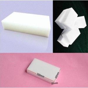 Меламиновая губка Aliexpress Magic Sponge Eraser Melamine Cleaner фото