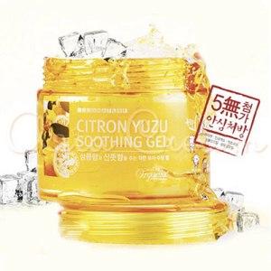 Гель для тела Organia Citron Yuzu Soothing Gel фото