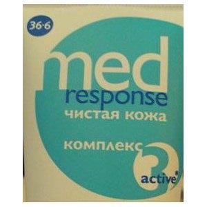 Гелевые пластыри против прыщей 36`6 Med Response фото
