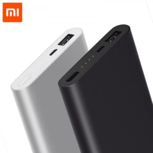 Портативный аккумулятор Xiaomi Power Bank 2 10000mAh Quick Charge 2.0 фото