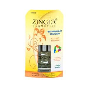 Масло для ногтей  Zinger витаминный коктейль для ногтей и кутикулы фото
