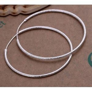 Серьги Aliexpress Wholesale 925 silver earrings, 925 silver fashion jewelry, Polished Earrings фото