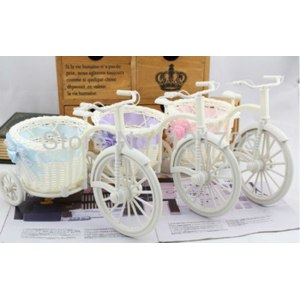 "Кашпо ""Велосипед"" Aliexpress tricycle bandwagon vase meters receiver flower set,home decoration фото"