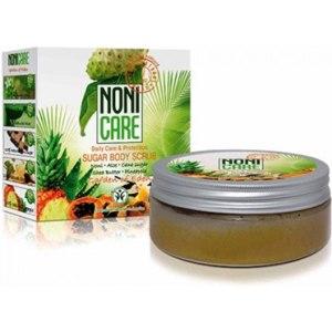 Скраб для тела Noni Care  Sugar Body Scrub Сахарный с AHA кислотами фото