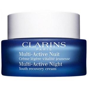 Ночной крем против первых морщин для любого типа кожи Clarins Multi-Active Night фото