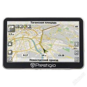 Навигатор GPS Prestigio 5300bt фото