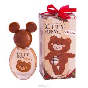 Funny City Choco фото