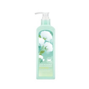 Гель-пена для душа и ванны Nature Republic Love Me Bubble Bath & Shower Gel  (Cotton Baby)  фото