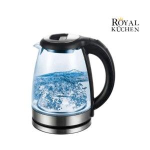 Электрический чайник с подсветкой Royal Kuchen Kettle - RK фото