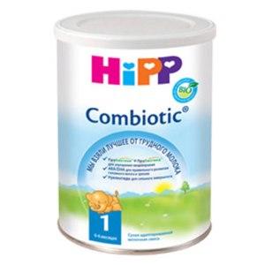 Детская молочная смесь HIPP Combiotic 1 фото