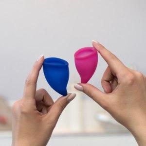 Менструальная чаша FUN FACTORY FUN CUP EXPLORE KIT фото