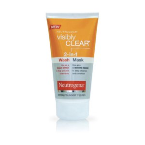 Маска для лица Neutrogena®  Visibly Clear™ Гель-маска 2 в 1 фото