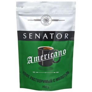 Кофе Senator Americano  фото