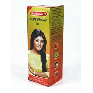 Масло для ухода за волосами Baidyanath Mahabhringraj Tel фото
