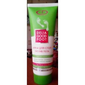 Крем для стоп против пота Delia Good Foot  фото