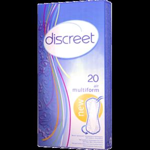 Прокладки ежедневные Discreet Air Multiform фото